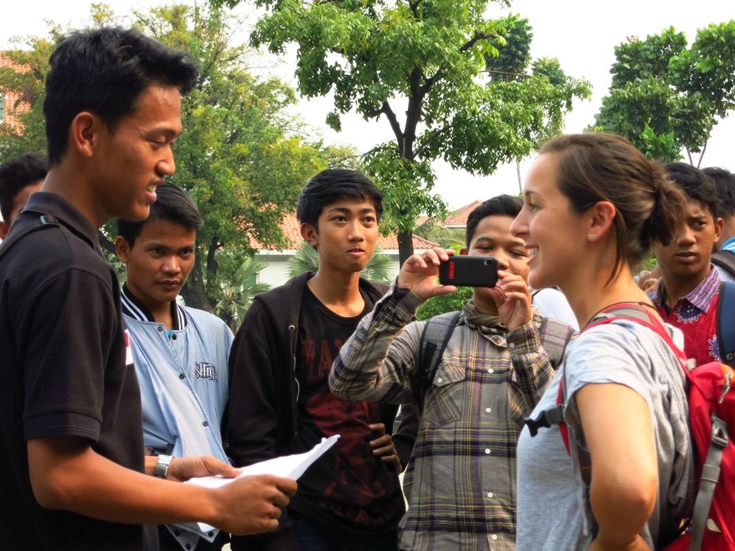 Interview Jakarta