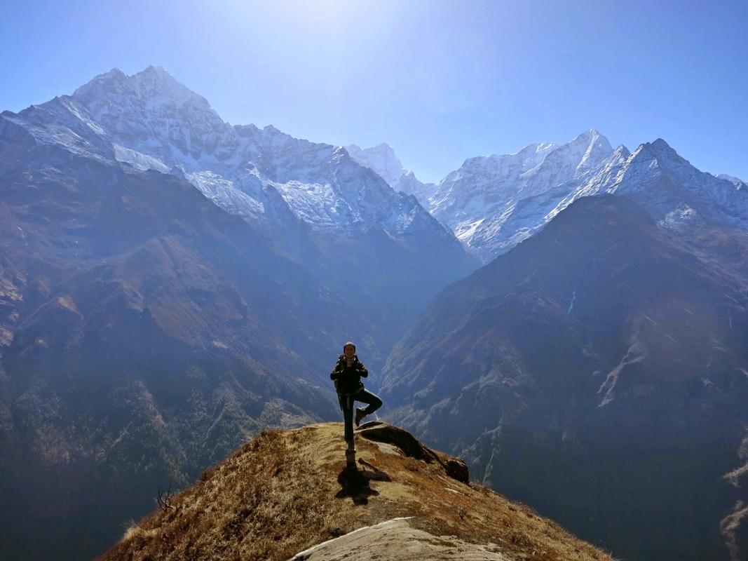 nepal gebirge