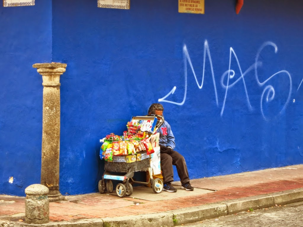 la candelaria bogota kolumbien tipps