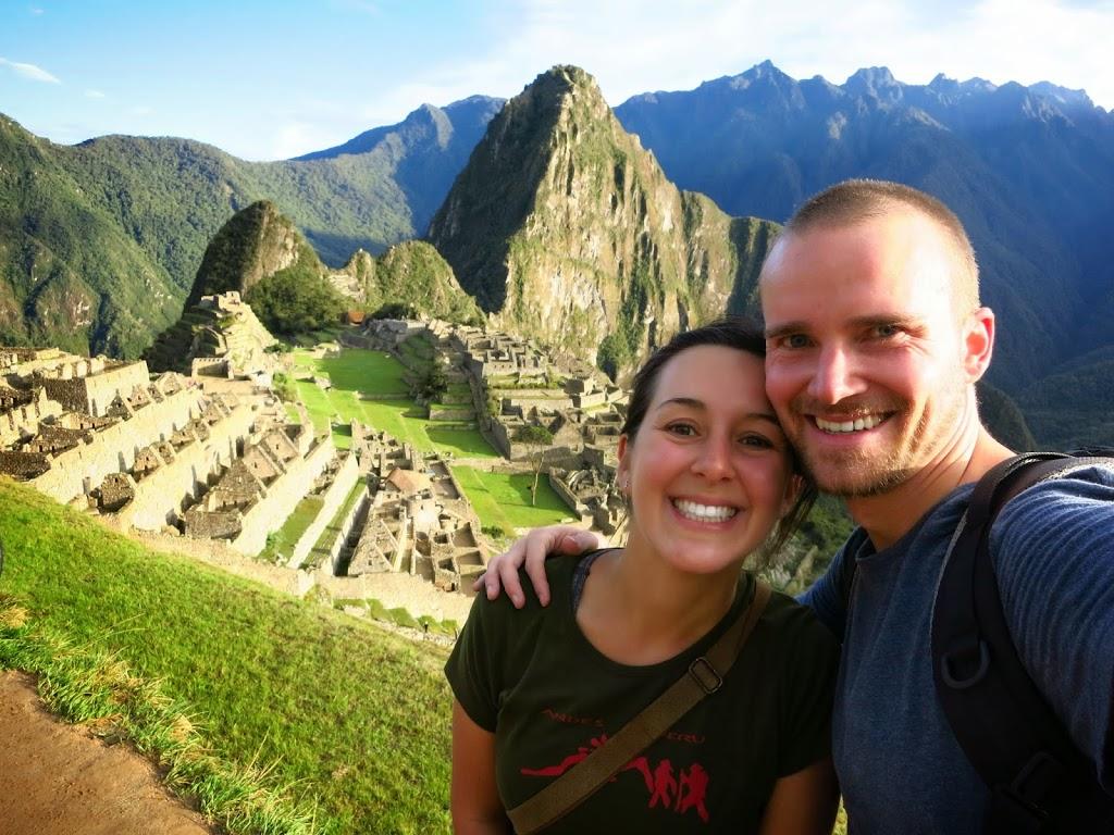 Machu Picchu bester Ausblick Reiseblog Tipps