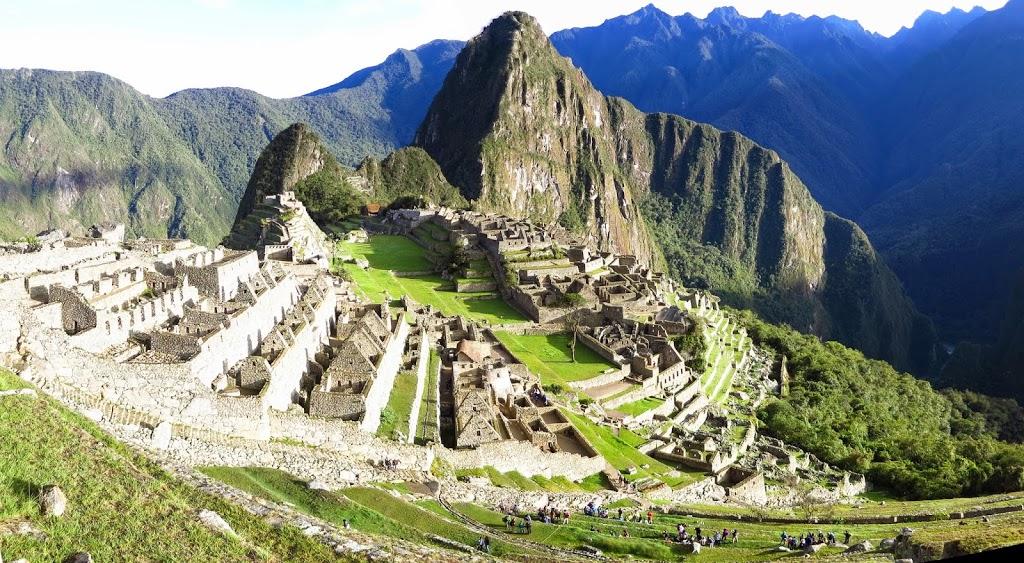 Peru Machu Picchu Ausblick Tipp Inka Ruinen
