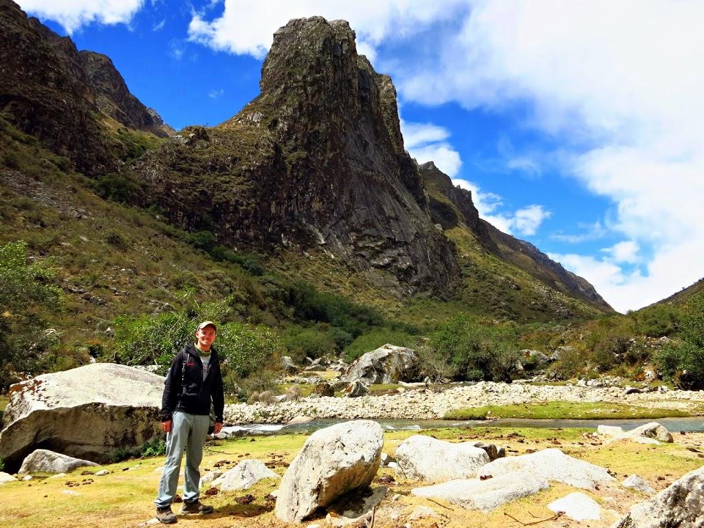 Santa Cruz Trek Peru Wandern 2