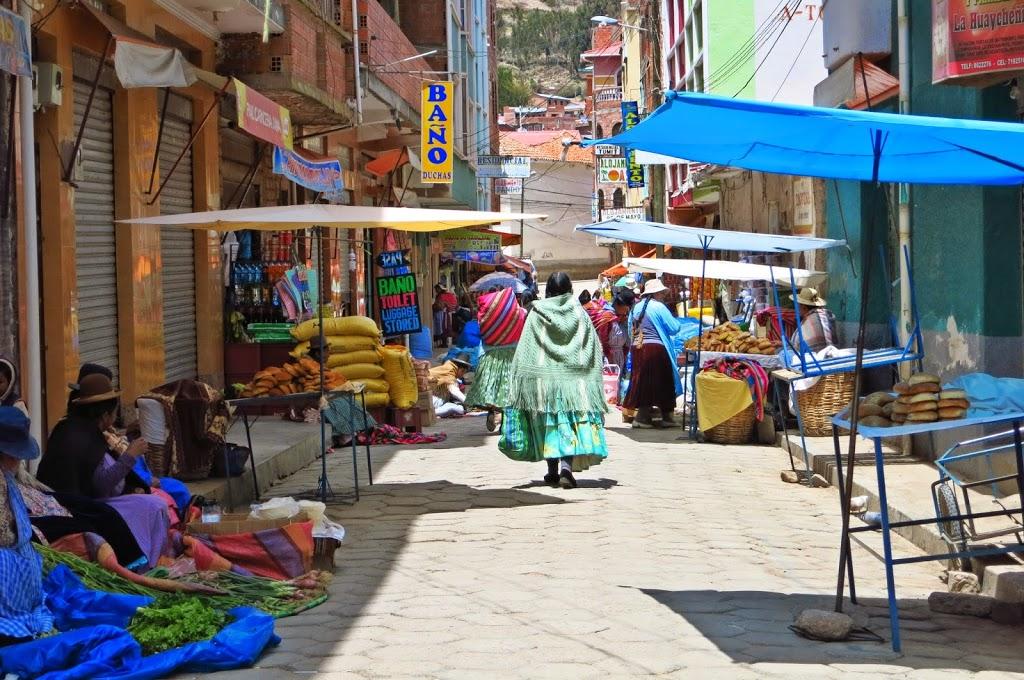 Bolivien_Copacabana_Markt