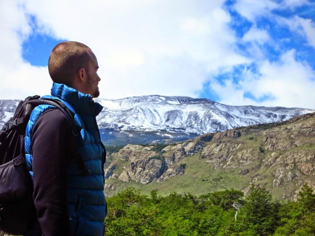 Patagonien Wanderung