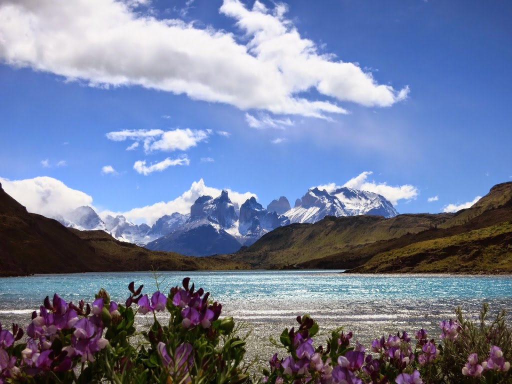 """Torres del Paine """"Hörner"""""""