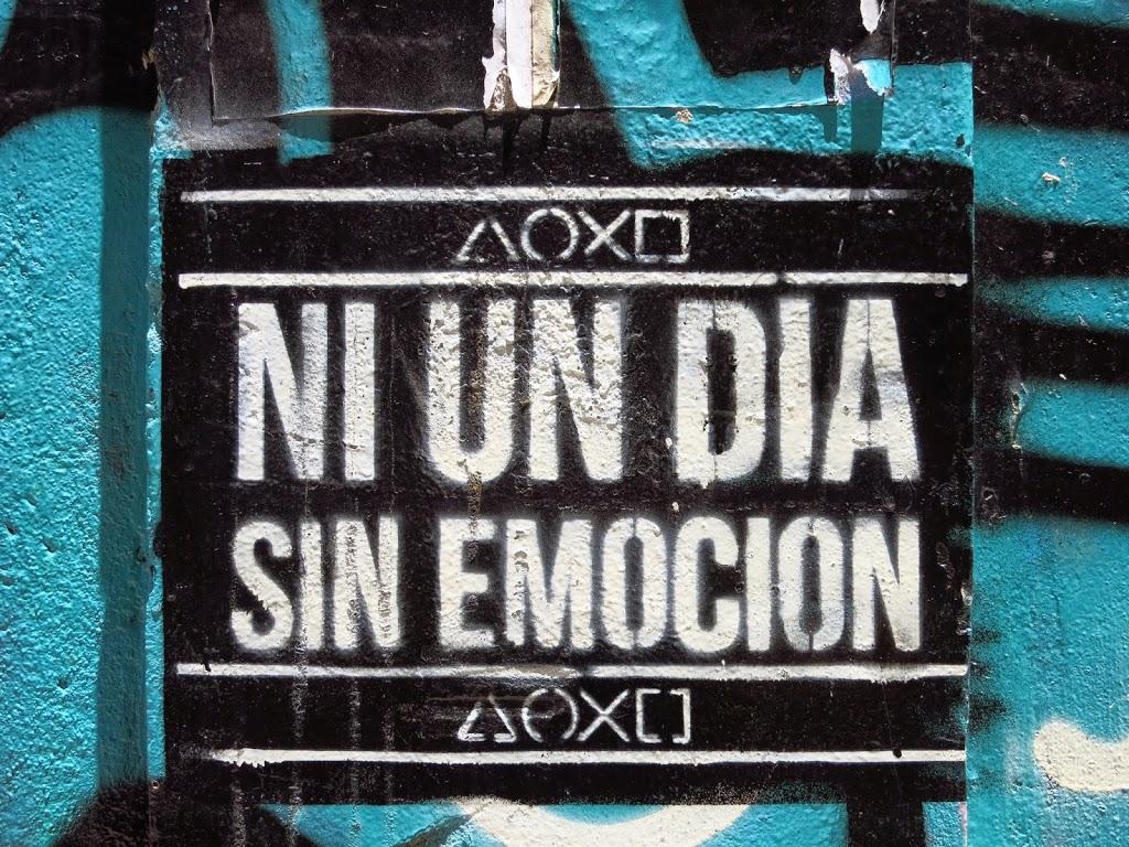 Kein Tag ohne Emotion