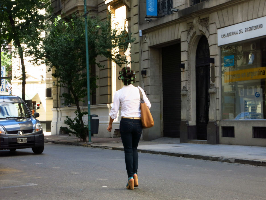 Buenos Aires Lockenwickler