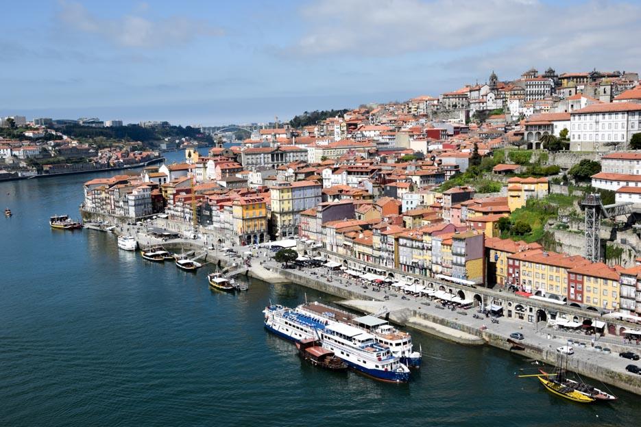 porto douro brücke