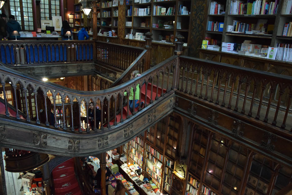 Bücherladen Livraria Lello e Irmao