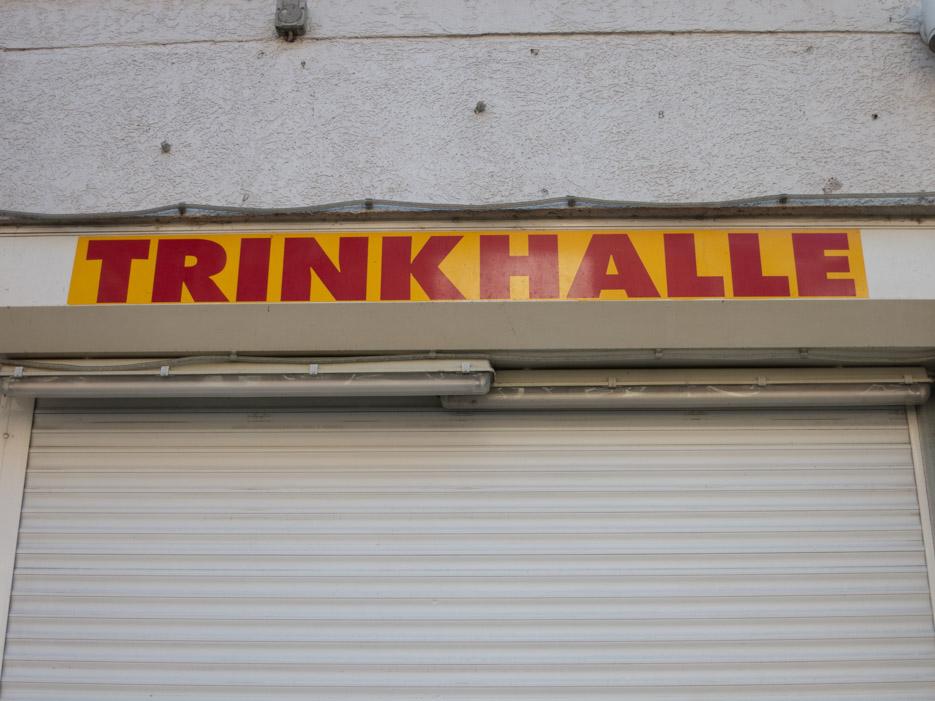 Trinkhalle Düsseldorf