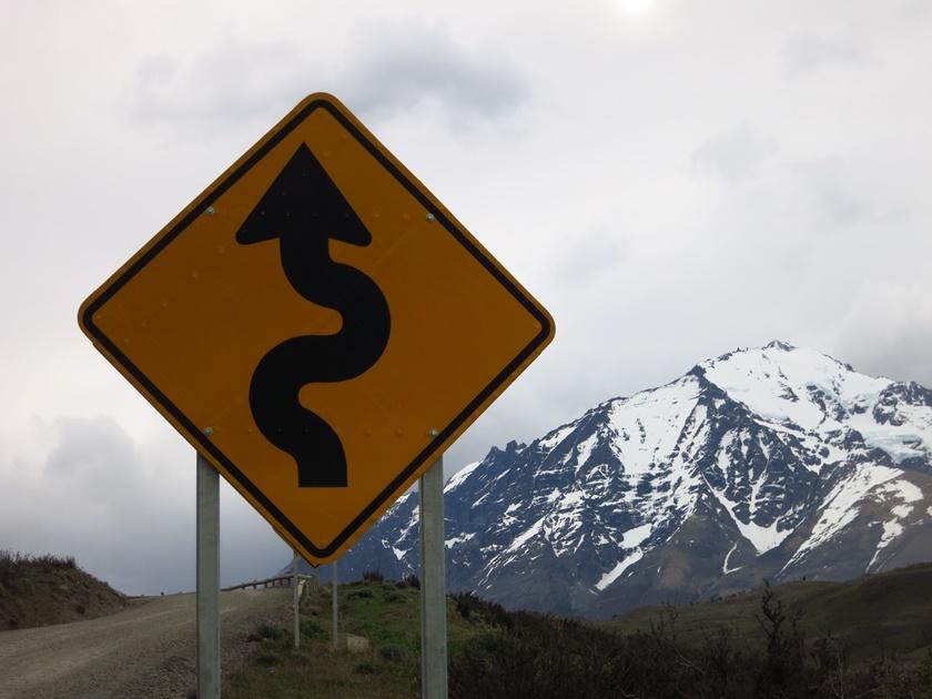 Führt der Weg nach Patagonien?