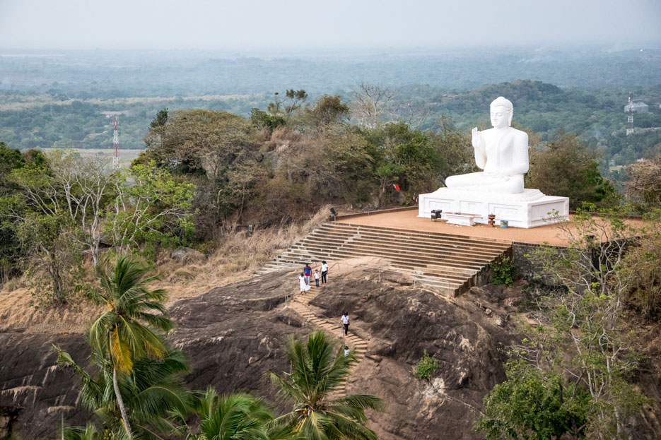 sri lanka mihintale tempel kloster