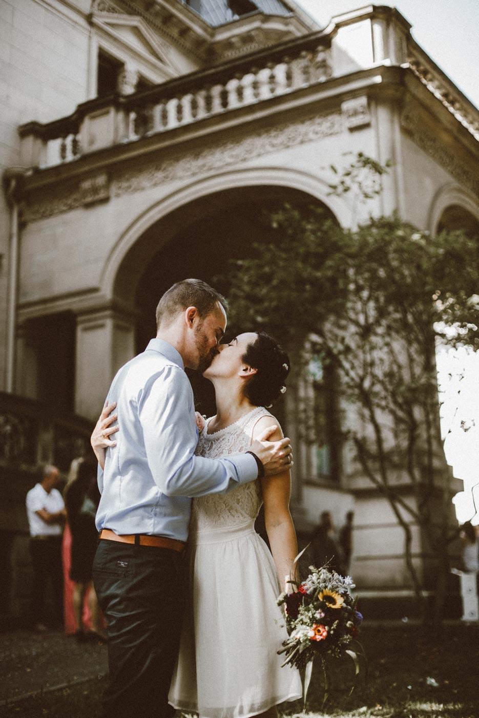 Frisch verheiratet!