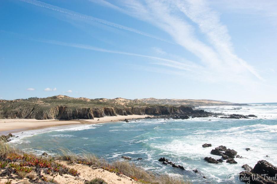fishermen's trail algarve wanderung portugal