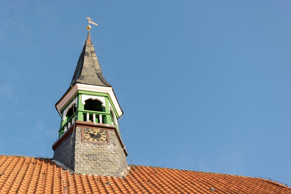 buesum altstadt kirche nordsee