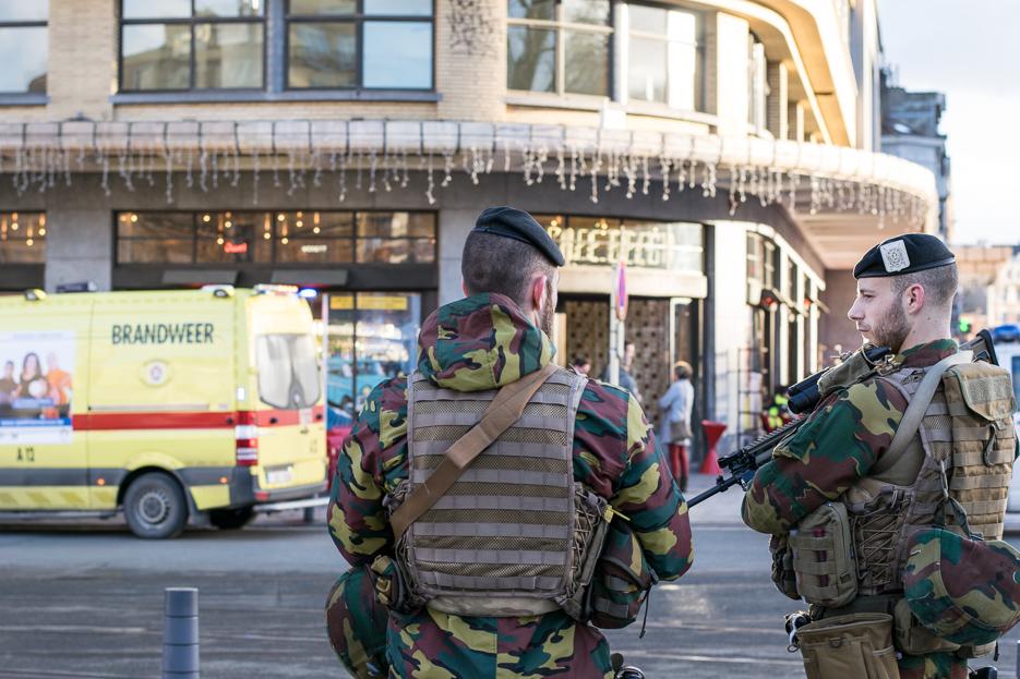 bruessel terroranschlag militär