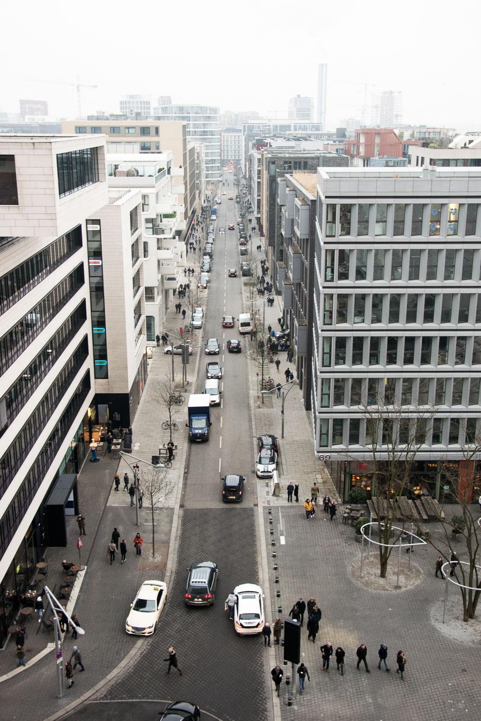 Elbphilharmonie Aussicht Plaza Hamburg