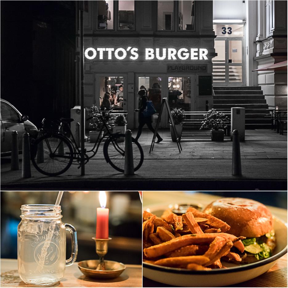 ottos burger grindelviertel hamburg