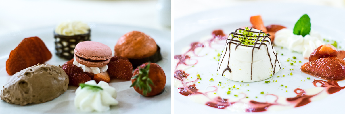 restaurant hotel ochsen hoefen enz dessert erdbeeren schokolade