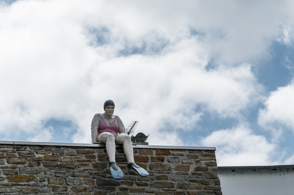 koblenz rhein moderne kunst streetart