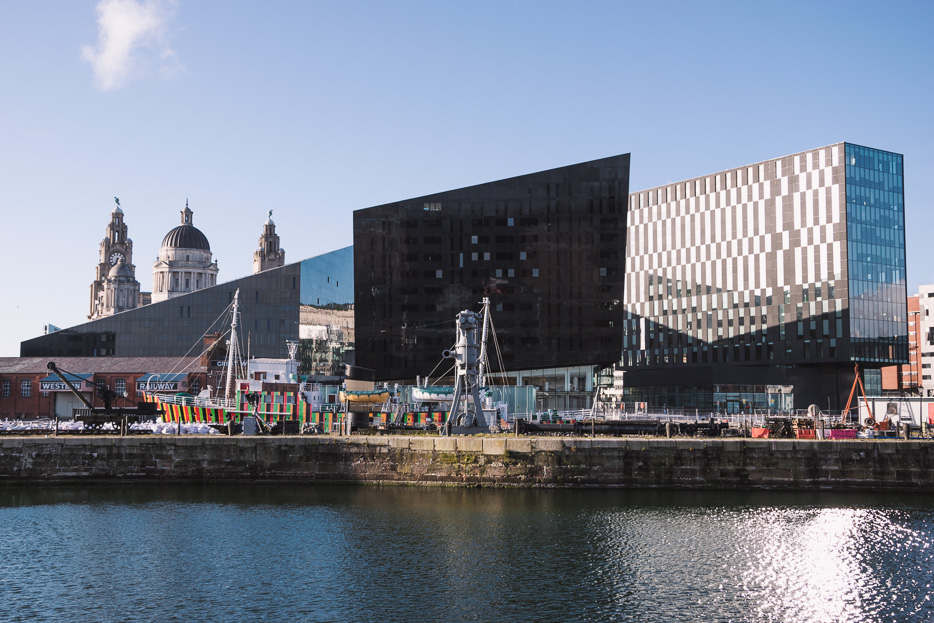 Liverpool Albert Dock Sehenswuerdigkeiten interessante Orte