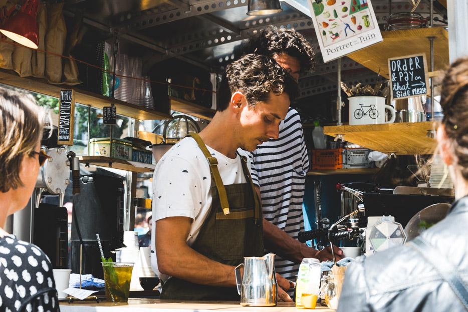 Utrecht Kaffee Tipp Empfehlung Food Festival