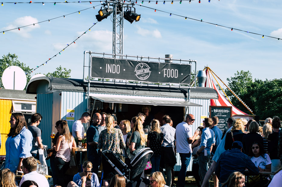 utrecht food festival trek