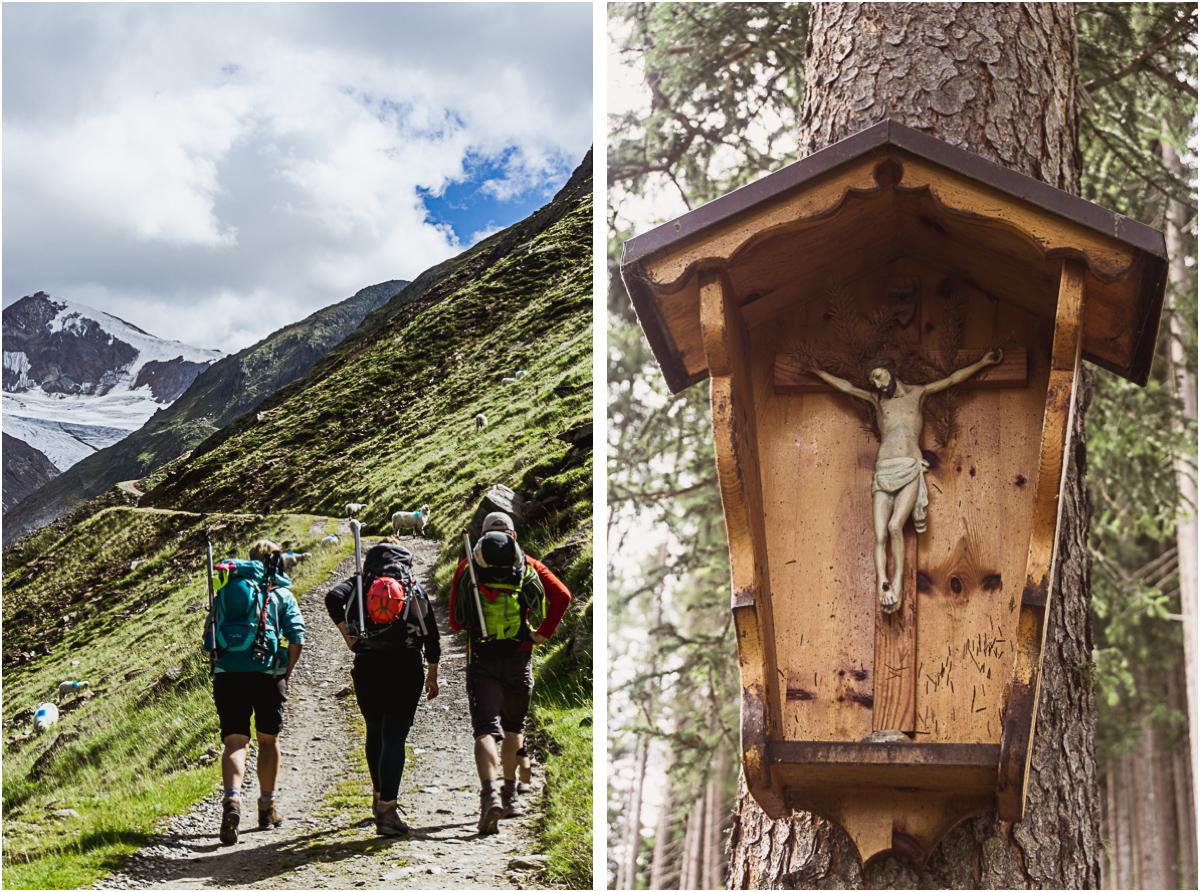 Alpen Religion