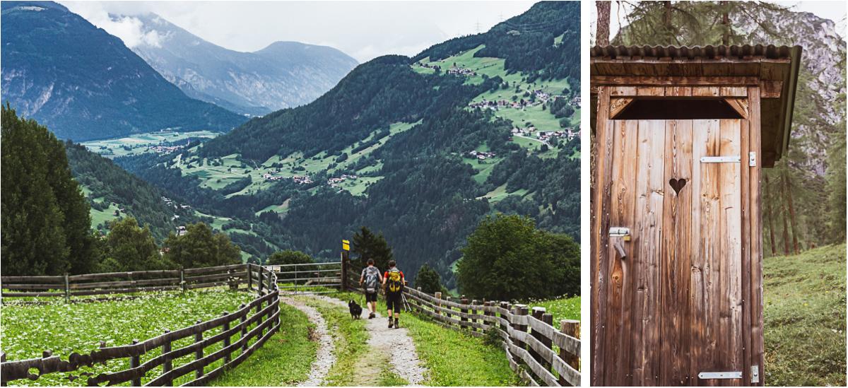 Plumpsklo Alpen