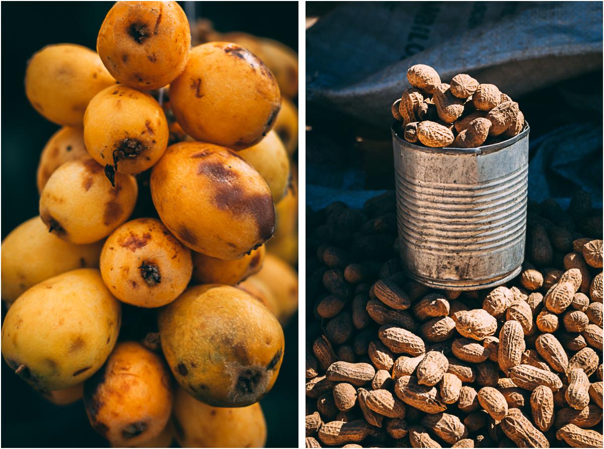 wollmispeln madagaskar erdnuss markt essen