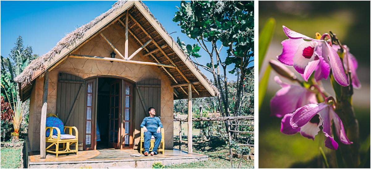 Grace Lodge Hotel Andasibe Nationalpark Madagaskar