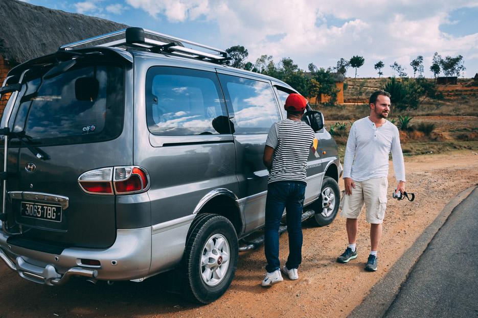Starex Madagaskar Auto mieten Roadtrip Urlaub