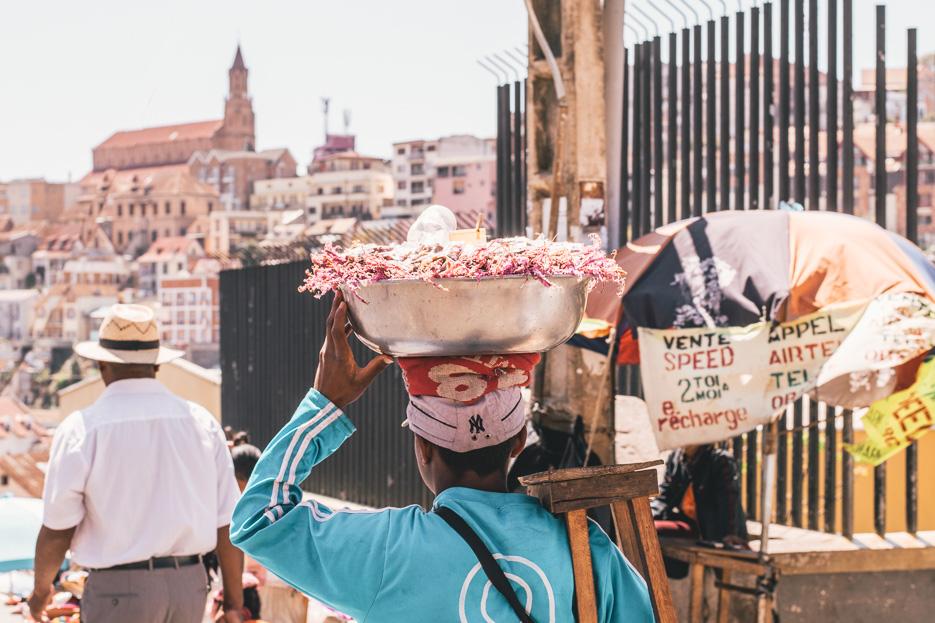 Antananarivo Markt
