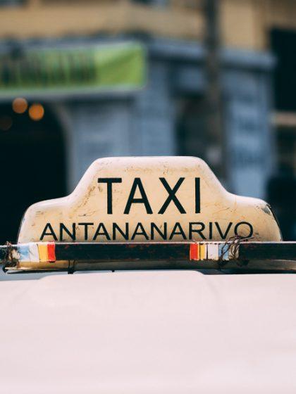 Madagaskar taxi