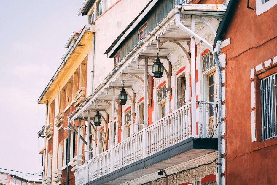 Antananarivo Madagaskar Architektur