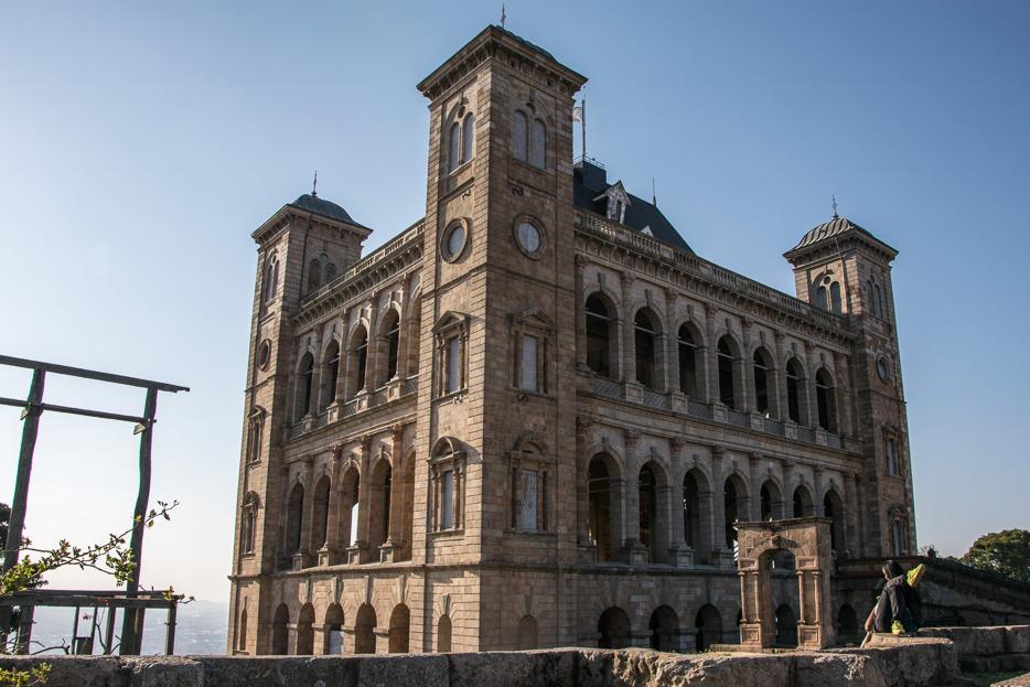 Rova Antananarivo