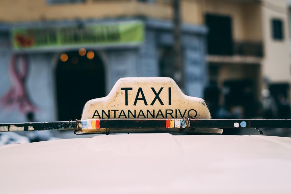 Taxi Antananarivo Madagaskar Erfahrungen