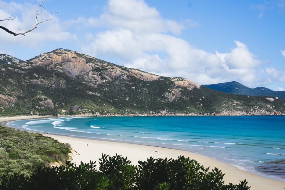 australien wilsons prom nationalpark