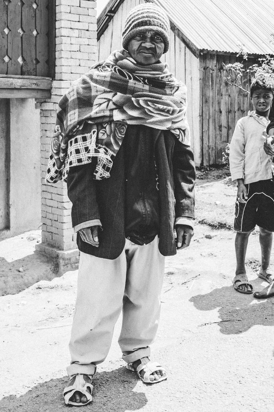Madagaskar Menschen mann reisefotografie