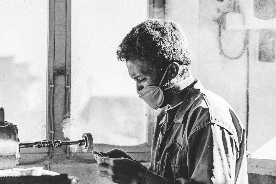 madagaskar zebuhorn workshop kunsthandwerk fotografie
