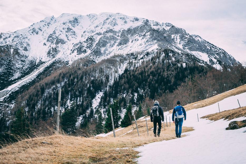 wiener alpen wandern schneeberg puchberg