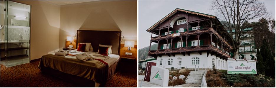 Hotel Schneeberghof Puchberg am Schneeberg Österreich