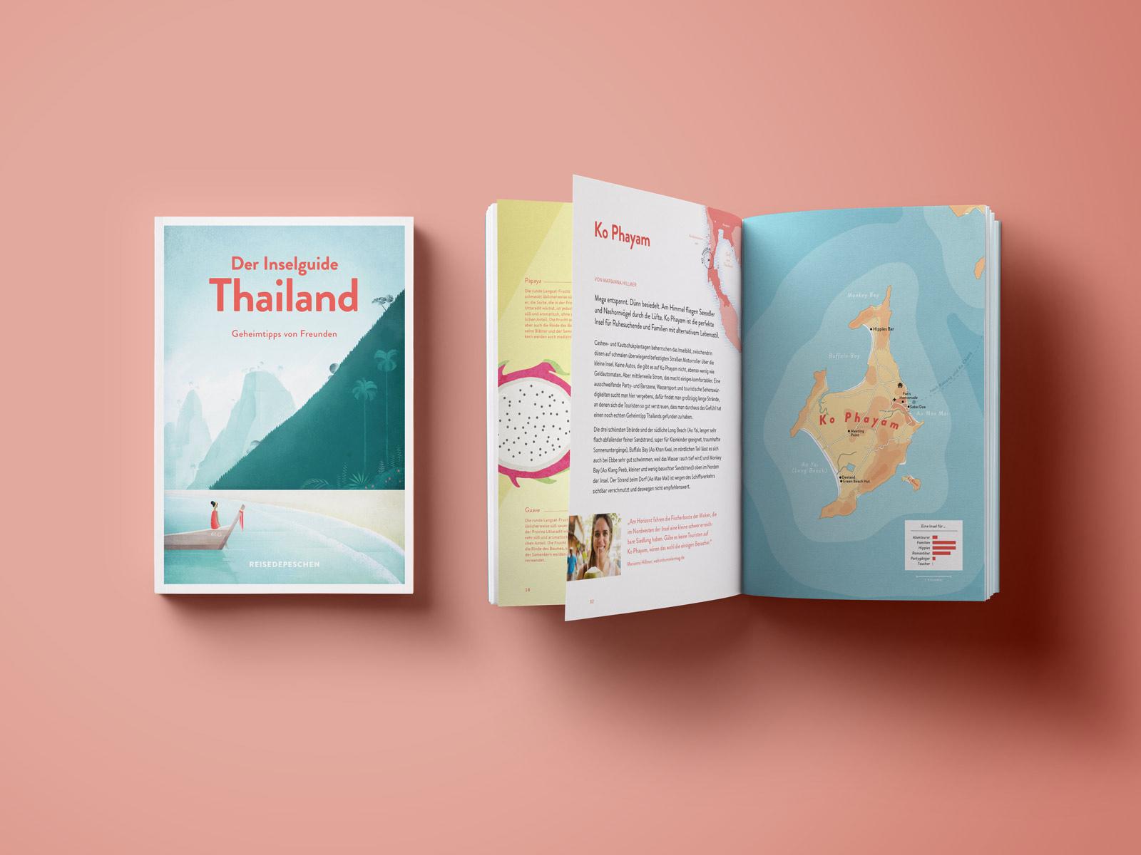 thailand inselguide buch reiseführer
