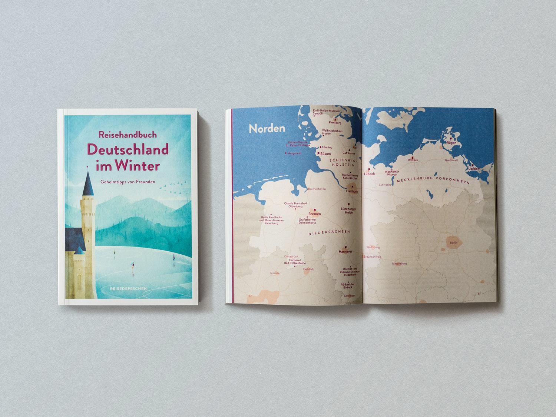 reisedepeschen deutschland im winter
