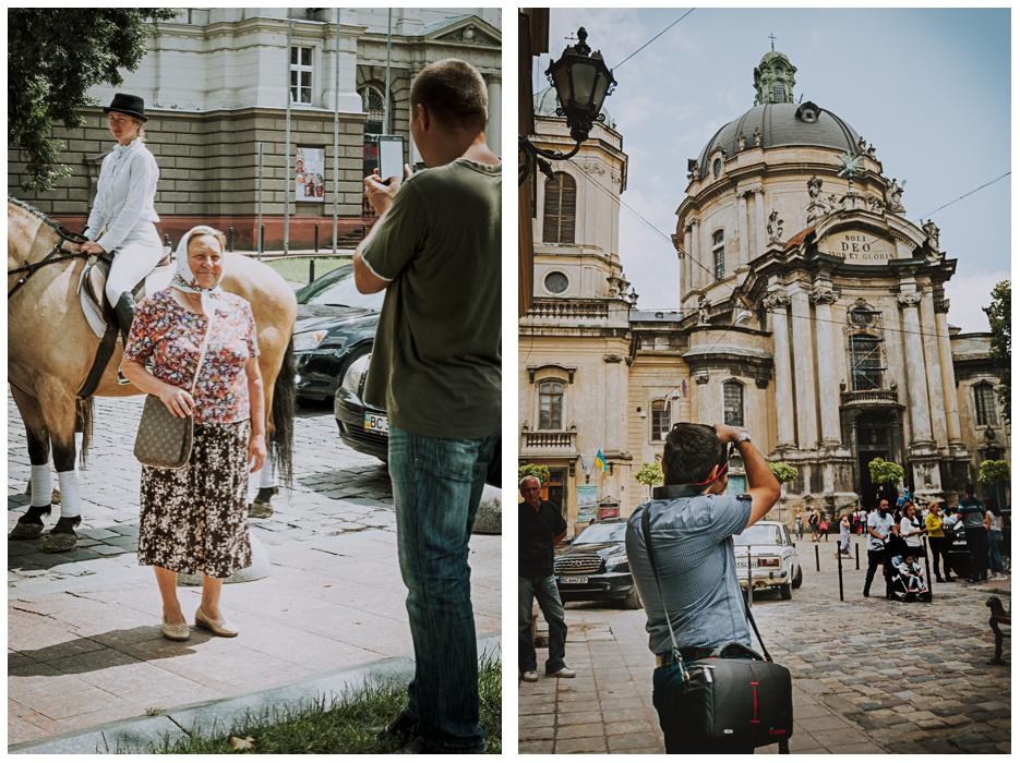 lviv lemberg ukraine foto