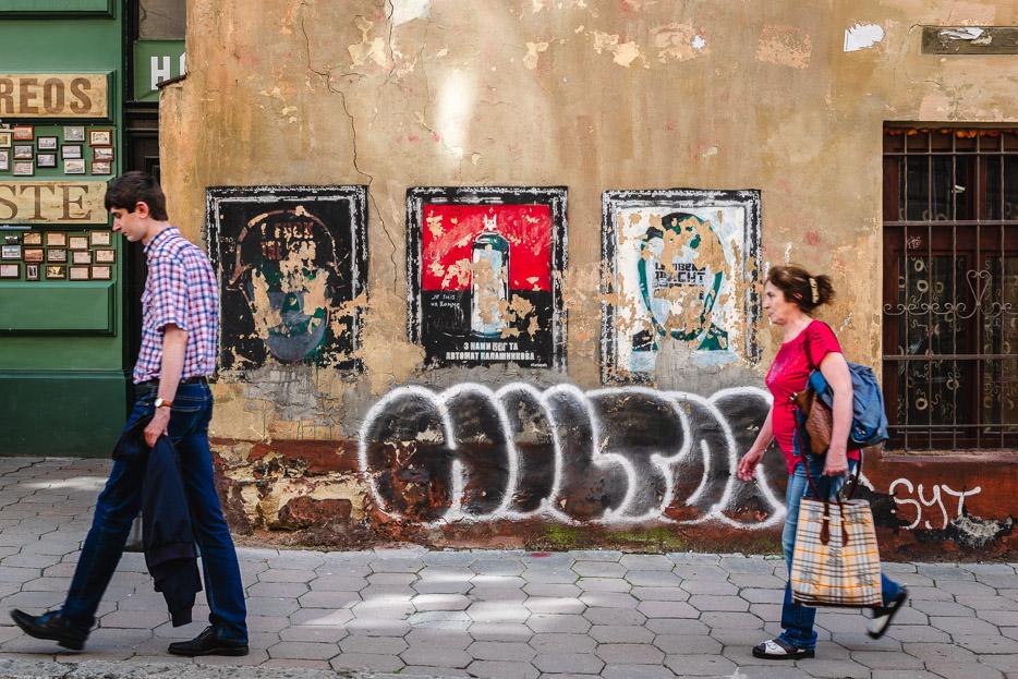 lviv lemberg streetart