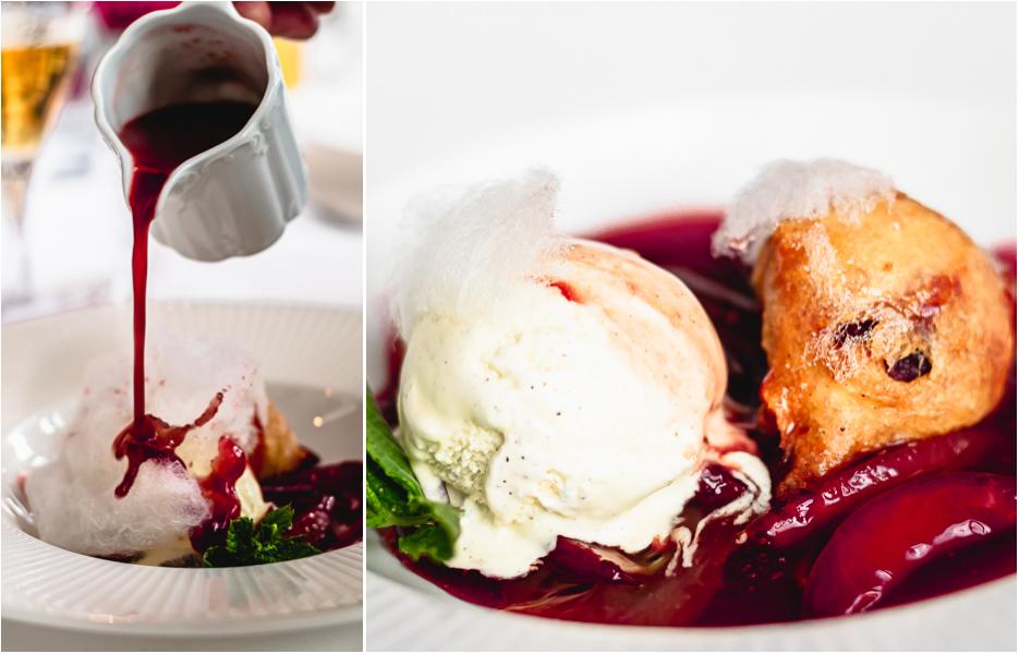 schlichte hof bielefeld dessert