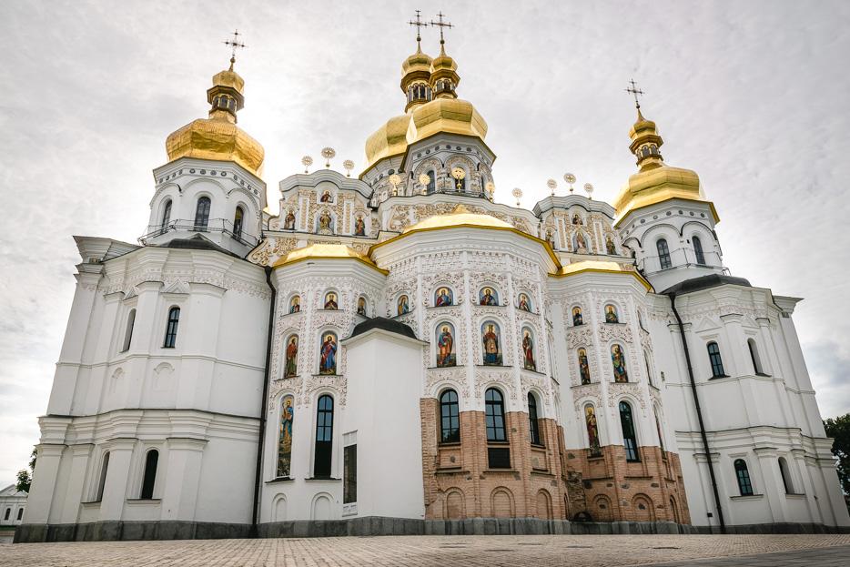 kiew lavra höhlenkloster kathedrale