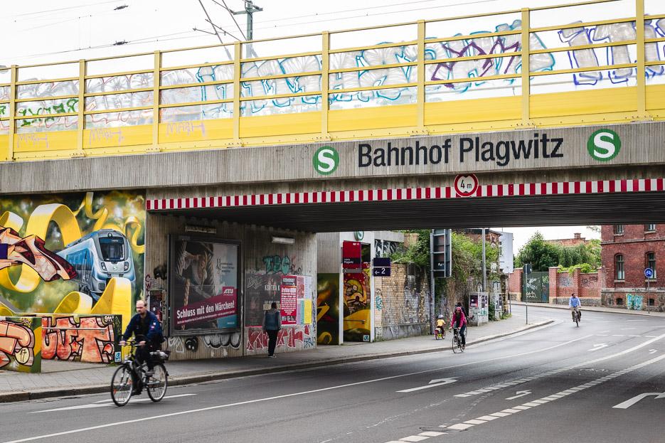 plagwitz leipzig bahnhof