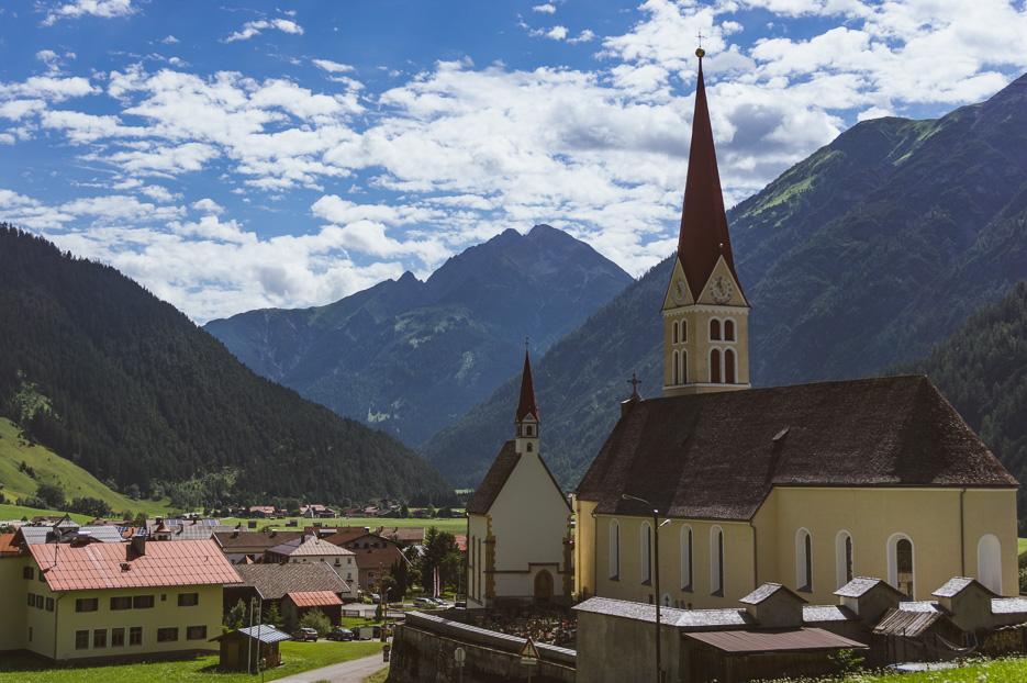 Holzgau Österreich